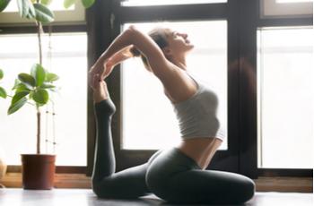 清空間輕運動,讓身體深呼吸