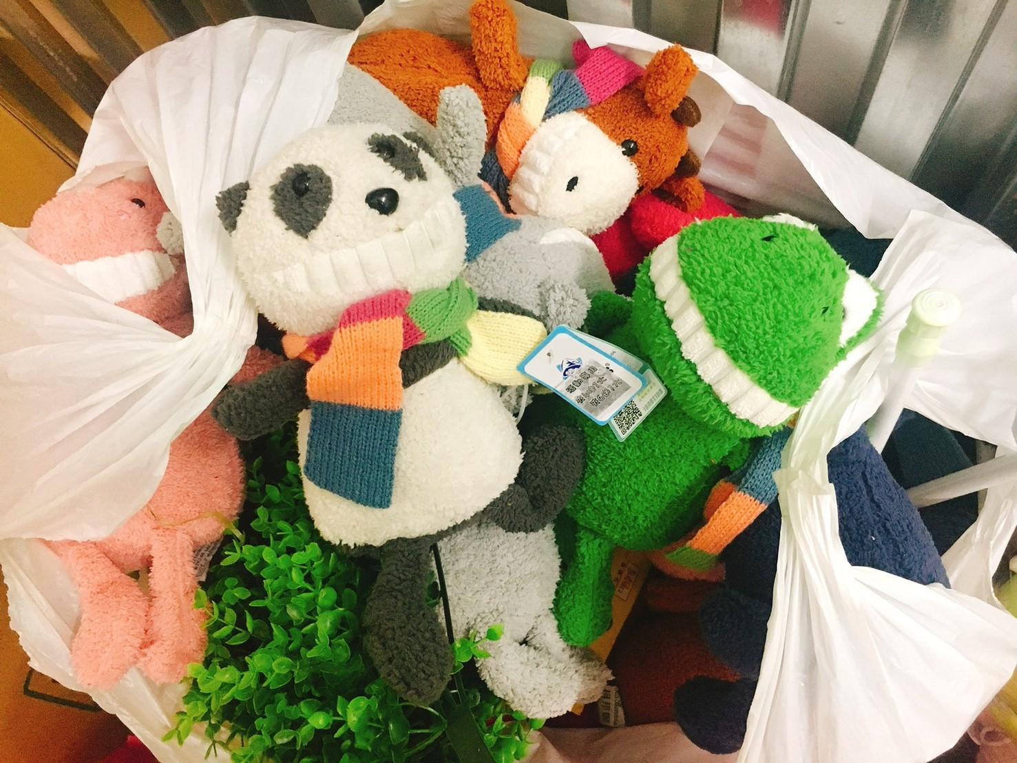 【板橋新埔倉庫】娃娃們的家/台主存貨放滿滿